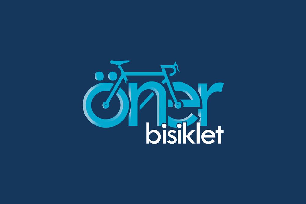 Bisiklet dükkanı logo tasarımı