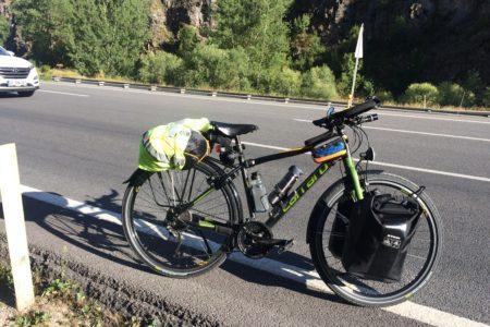 Ankara-Kızılcahamam Bisiklet Turu ve Başıma Gelen Talihsiz Olay