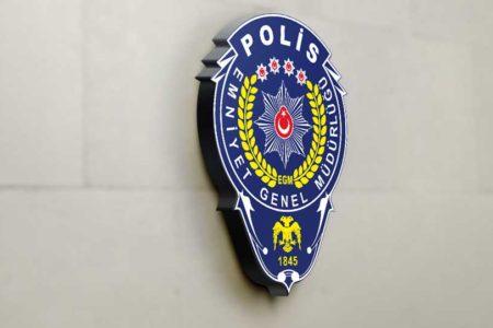 Vektörel Polis Logosu