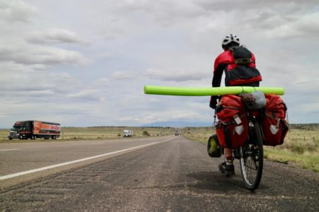 Bir Bisikletçi Neden Yüzme Makarnasına İhtiyaç Duyar?
