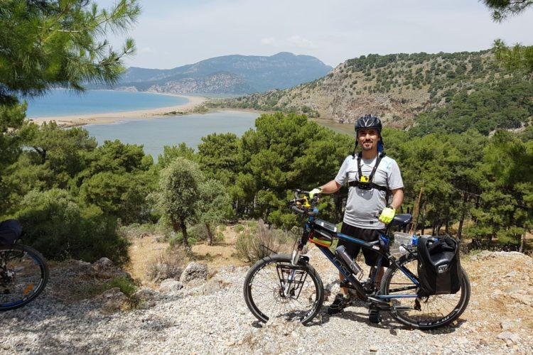 Muğla bisiklet turu