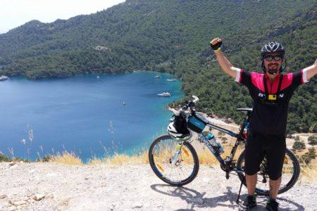 Dalyan'dan Sarsala Koyuna Bisiklet Turu 2018