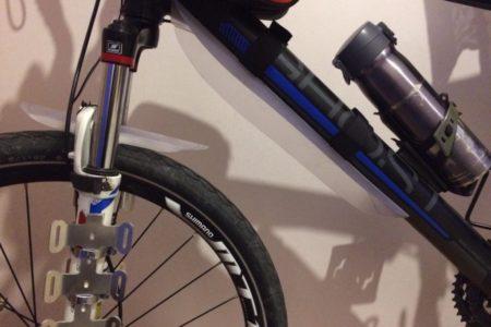Sadece 6 TL'ye kendi bisiklet çamurluğunu kendin yap!