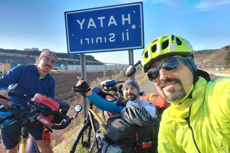 Adana – Hatay Bisiklet Turu 1. Gün
