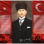 Atatürk Köşesi Vektörel Çizim İndir